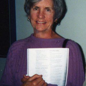 Ellen Saxby