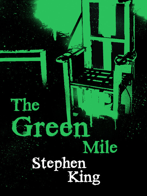 the green mile by stephen king - Books About The Color Green