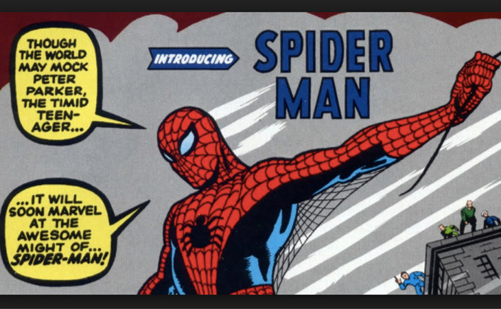 spider man a webslinging blockbuster story worlds best story