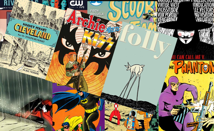How Comic Books Can Turn You Into An Avid Reader…And Writer